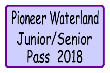 Junior/Senior Season Pass 2018