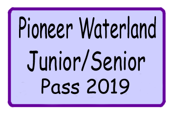 Junior/Senior Season Pass 2019