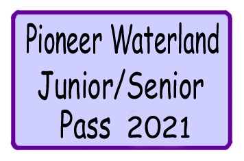 Junior/Senior Season Pass 2021