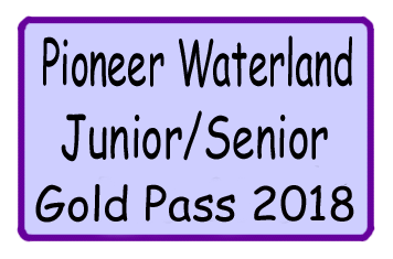 Junior/Senior Gold Season Pass