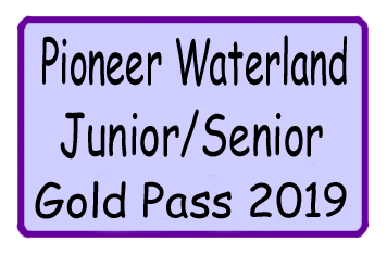 Junior/Senior Gold Season Pass 2019