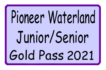 Junior/Senior Gold Season Pass 2021
