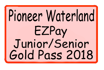 EZPay Junior/Senior Gold Season Pass*