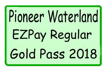 EZPay Regular Gold Season Pass 2018*